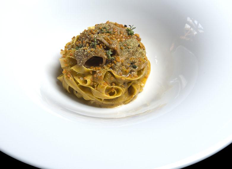 Tagliatella Coniglio, Camomilla e Polline